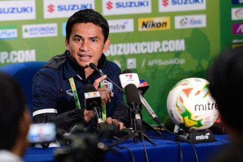 Kiatisak muốn thắng ngay tại thánh địa của Malaysia để vô địch AFF Cup