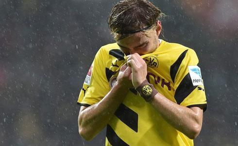 Dortmund kết thúc năm 2014 trong nhóm đèn đỏ
