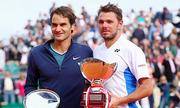 Federer một lần nữa hạ gục Wawrinka