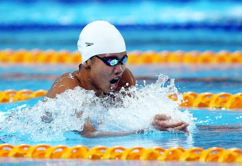 Ánh Viên là một trong những niềm hy vọng lớn nhất của thể thao Việt Nam hiện nay.