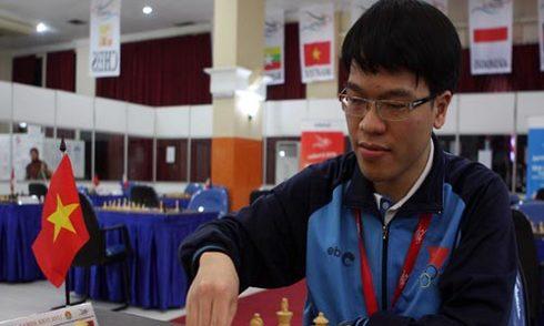 Quang Liêm chưa trở lại top 50 thế giới