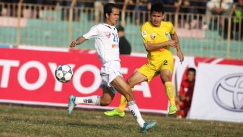 Video: Thanh Hóa vs SHB Đà Nẵng