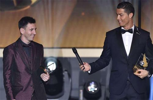 Ronaldo dọa cân bằng kỷ lục giành Quả Bóng Vàng của Messi