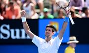 Djokovic thẳng tiến vòng ba Australia Mở rộng