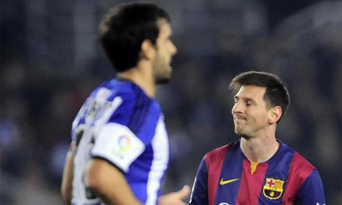 'Messi hồi sinh vì hụt Quả bóng Vàng 2014'