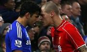 Bảy pha tranh cãi, xô xát ở đại chiến Chelsea - Liverpool