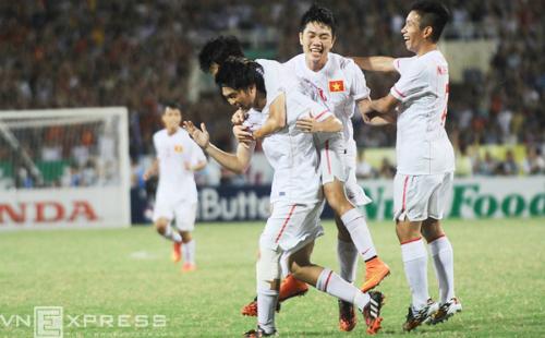 Chín cầu thủ HAGL được triệu tập lên đội Olympic Việt Nam