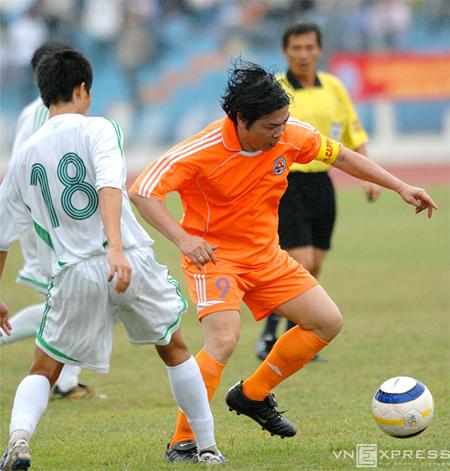 Hồi ức về trận bóng đá đặc biệt của ông Nguyễn Bá Thanh