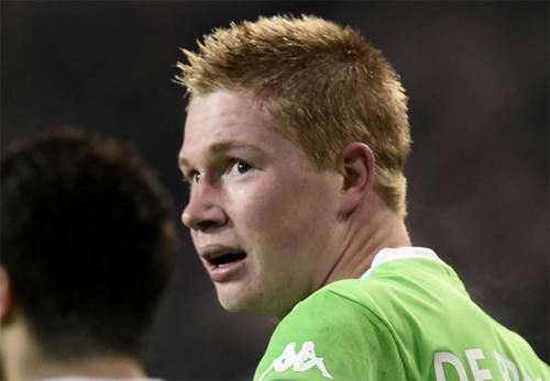 'Chelsea hối hận vì bán De Bruyne'