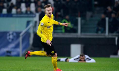 Marco Reus ví trận thua Juventus là ngu ngốc