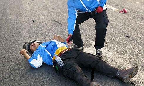 Tai nạn chết người tại giải xe đạp nữ quốc tế Bình Dương