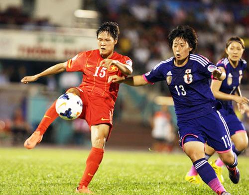 Thử thách đầu tiên cho HLV trưởng đội tuyển nữ Việt Nam là giải vô địch Đông Nam Á trên sân nhà vào tháng năm. Ảnh: Lâm Thỏa.