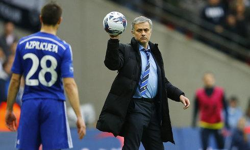 Mourinho - Bậc thầy của những trận cầu lớn