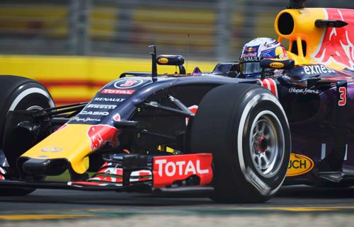 Đội đua Red Bull doạ bỏ F1