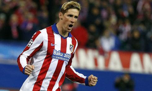 Torres: 'Tôi trở lại Atletico vì những trận đấu như thế này'