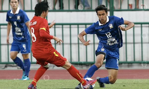 Olympic Thái Lan 3-1 Olympic Việt Nam: Thua nhưng không nản