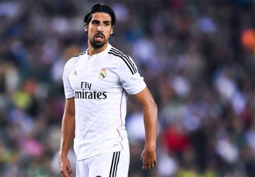 Sami Khedira xác nhận chia tay Real