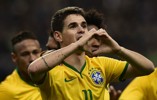 Neymar và Oscar nổ súng, Brazil hạ Pháp 3-1