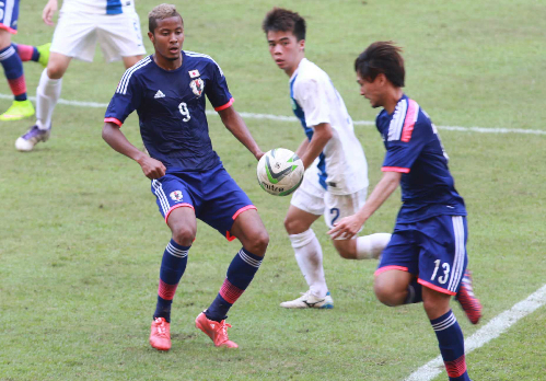 Video: U23 Nhật Bản vs U23 Macao