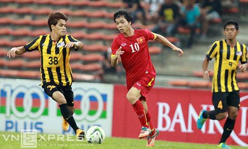 Olympic Malaysia 1-2 Olympic Việt Nam: Công Phượng rực sáng ở Shah Alam
