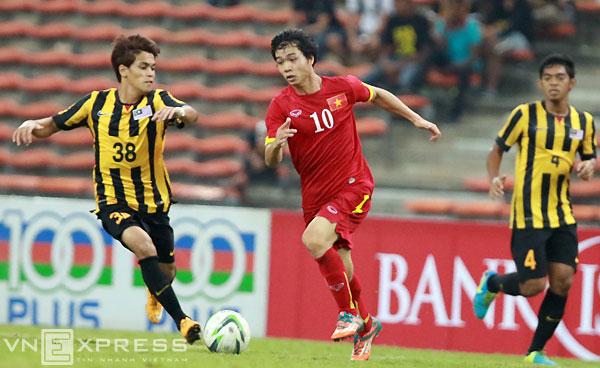 Video: U23 Malaysia vs U23 Việt Nam