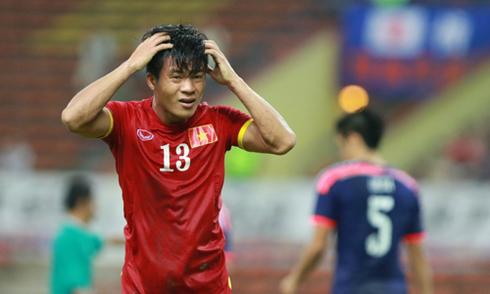 Tuyển thủ Olympic Việt Nam không xấu hổ dù thua Nhật Bản
