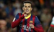 Pedro hết kiên nhẫn với kiếp dự bị ở Barca