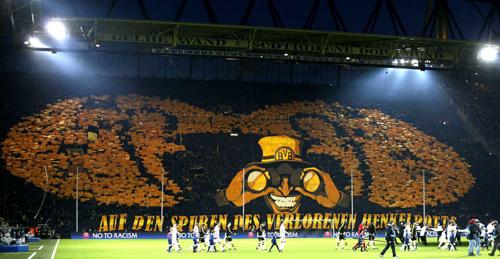 Một ngày cuồng say ở Borussia Dortmund