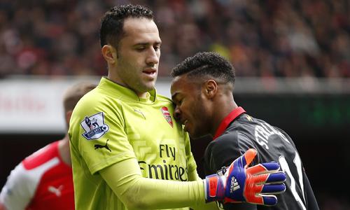 Thủ môn Arsenal có tỷ lệ chiến thắng cao nhất lịch sử Ngoại hạng Anh