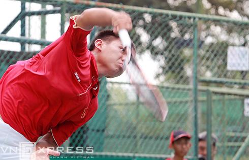 Lý Hoàng Nam vươn lên thứ 14 của quần vợt trẻ thế giới
