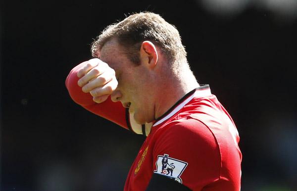Man Utd thảm bại ba bàn trắng trên sân Everton