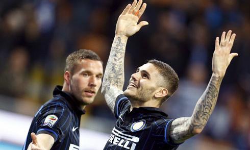 Roma tiếp tục tụt dốc tại Serie A