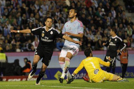 Chicharito ghi bàn hiệu quả hơn Neymar, chỉ kém Ronaldo, Messi