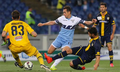 Parma xuống hạng sau một mùa giải đầy biến động