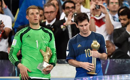Neuer: 'Tôi sẽ cho Messi thấy ai mới là ông chủ trận đấu'