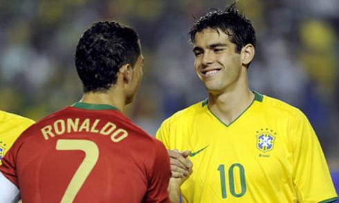 Kaka chỉ được vào danh sách dự phòng cho Copa America