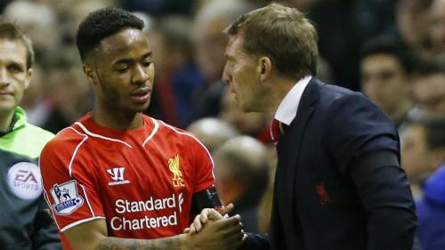 Sterling yêu cầu được rời Liverpool