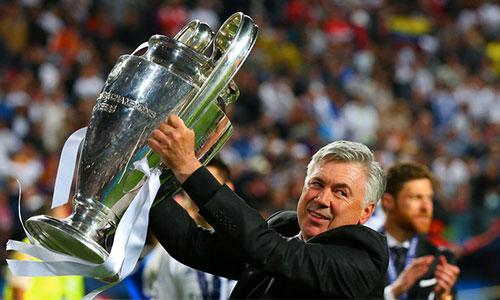 Carlo Ancelotti: 'Con dê tế thần' khi Real Madrid thất bại