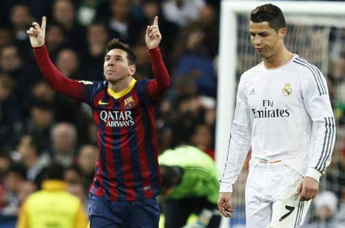 Messi hơn Ronaldo ở 8 trong 13 khía cạnh