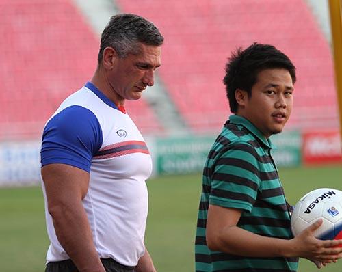 Tuyển Thái Lan và 'vũ khí bí mật' từ Bundesliga
