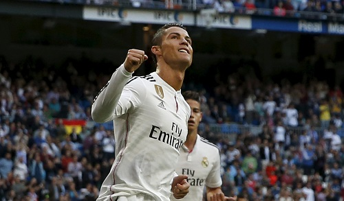 Ronaldo giành Pichichi, cầm chắc Chiếc giày vàng châu Âu