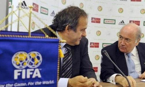 Platini: 'Blatter còn làm chủ tịch, FIFA còn bị hoen ố'