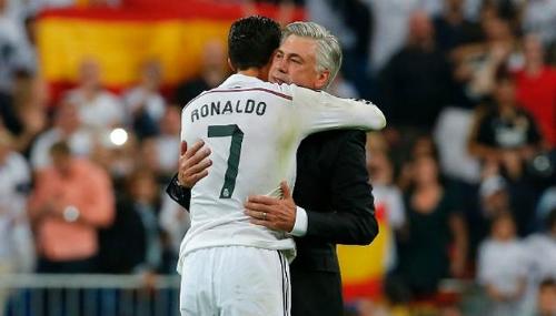 Real Madrid sa thải HLV Carlo Ancelotti