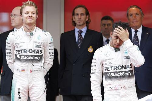 Vì sao Mercedes mắc sai lầm tại GP Monaco