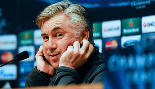 Ancelotti cảm ơn Real sau khi bị sa thải