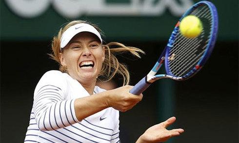 Murray, Berdych, Sharapova vào vòng hai Roland Garros