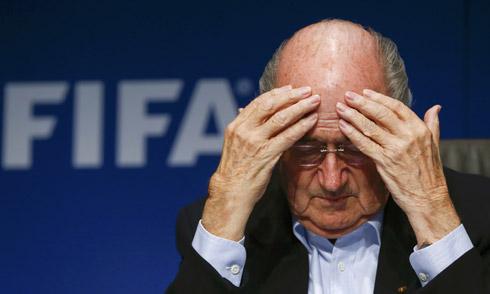 Sepp Blatter không run sợ trước cuộc điều tra vào FIFA