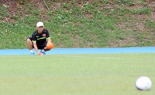 U23 Việt Nam không được tập làm quen sân thi đấu SEA Games 28