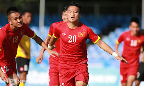 U23 Việt Nam đại thắng mở màn SEA Games 28