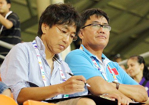HLV Miura không xem hết trận đấu của U23 Malaysia